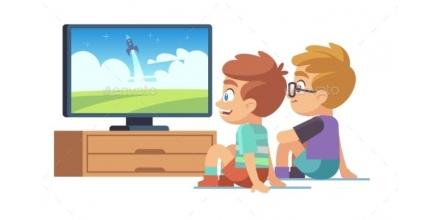 رابطه تلویزیون و اضطراب در کودک
